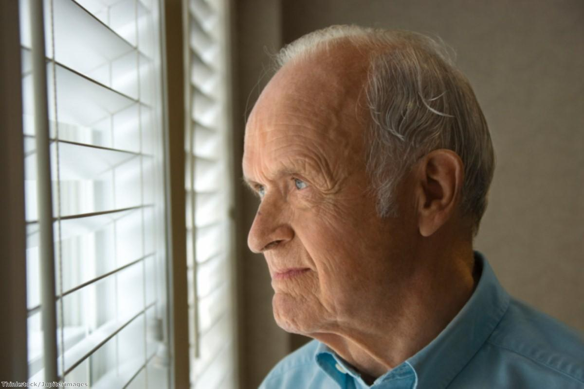 Isolation linked to early death