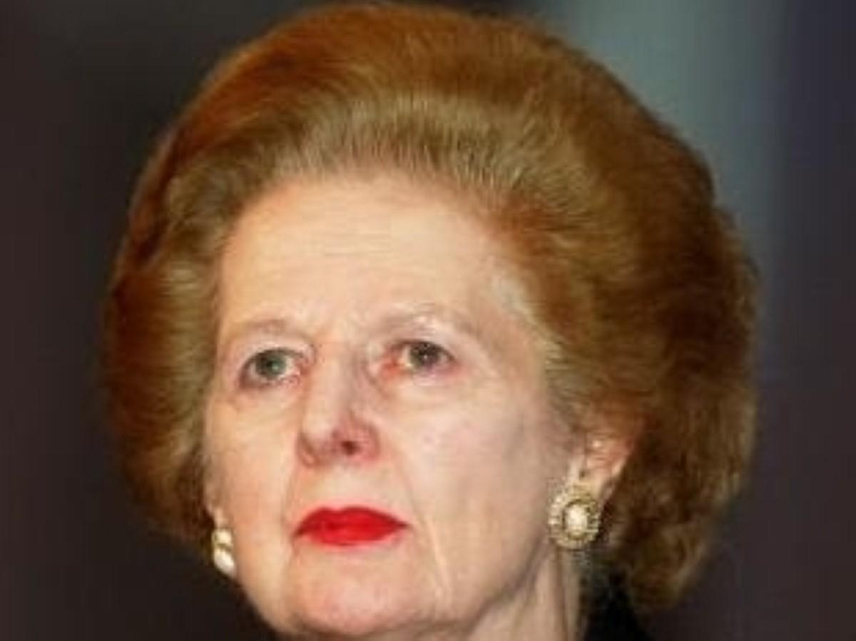 Alzheimer's Research UK pays tribute to Margaret Thatcher