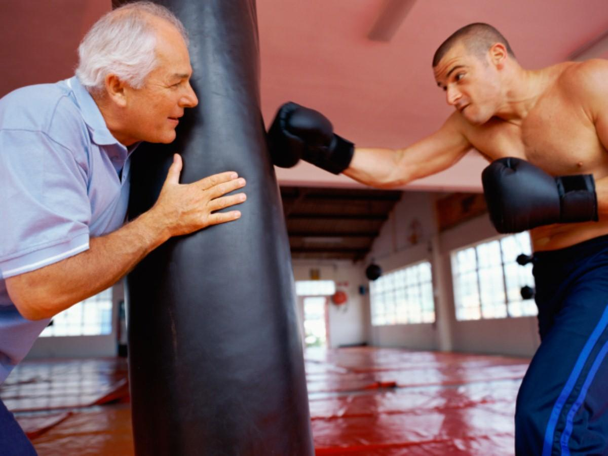 Does boxing training help Parkinson's?