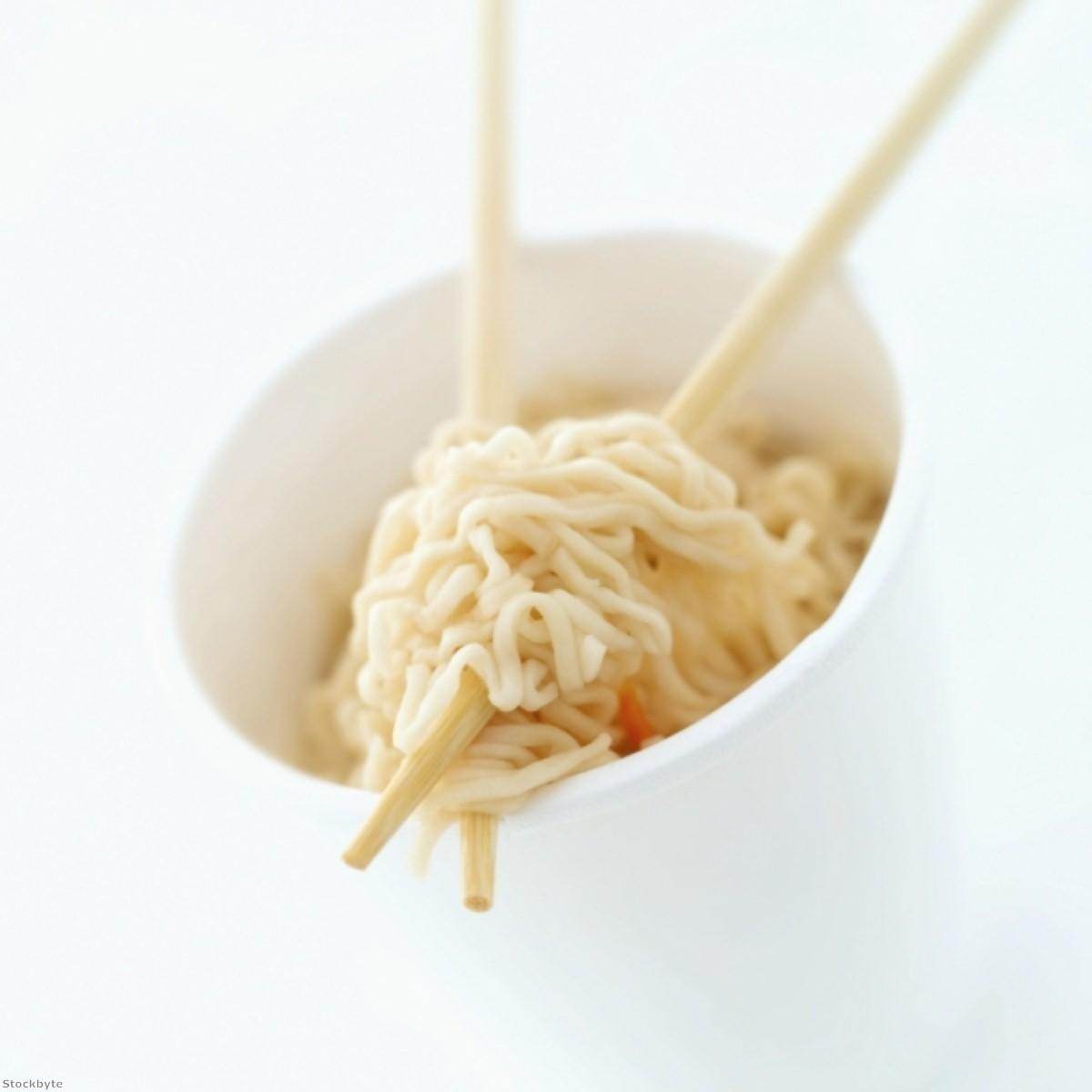 Could eating noodles increase stroke risk?