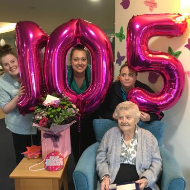 105th Birthday Celebrations