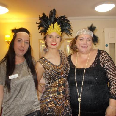 1920s-Themed Open Day