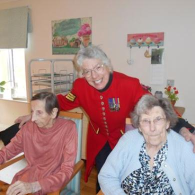 The Chelsea Pensioner