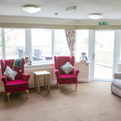 Care homes and elderly care from Barchester Healthcare