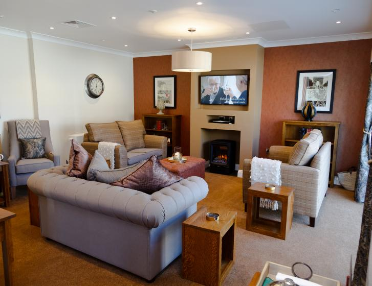 Bramley Residential community Lounge