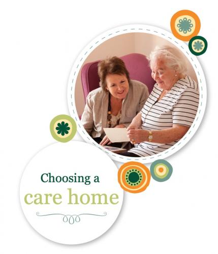 Choosing a care home