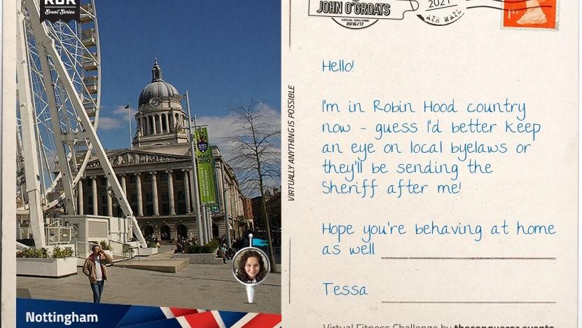 Tessa Nottingham card