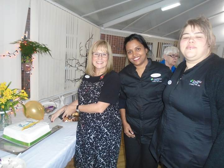 exemplar health care company party longley park view sheffield