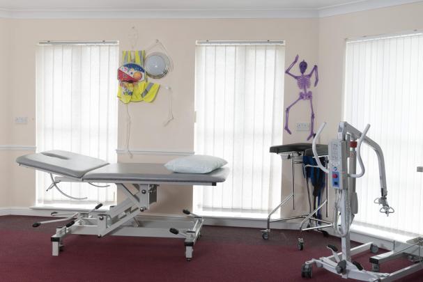 Fairburn Mews treatment room