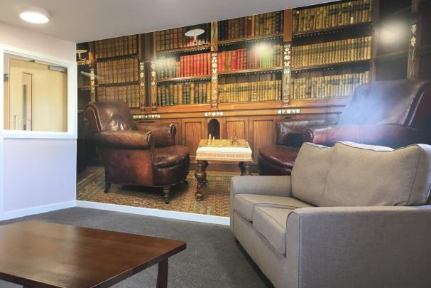 Maypole Grove lounge