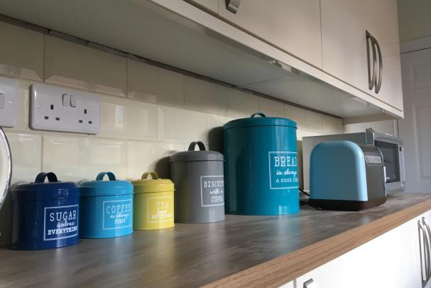 Meadowcroft kitchen