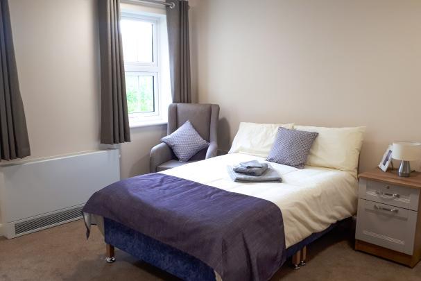 Copperfields bedroom
