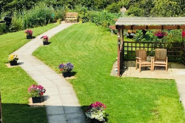 Fairburn Mews Garden