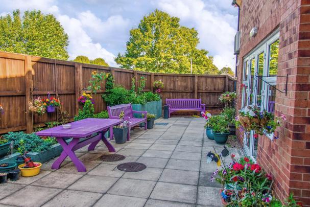 Greenside Court Garden