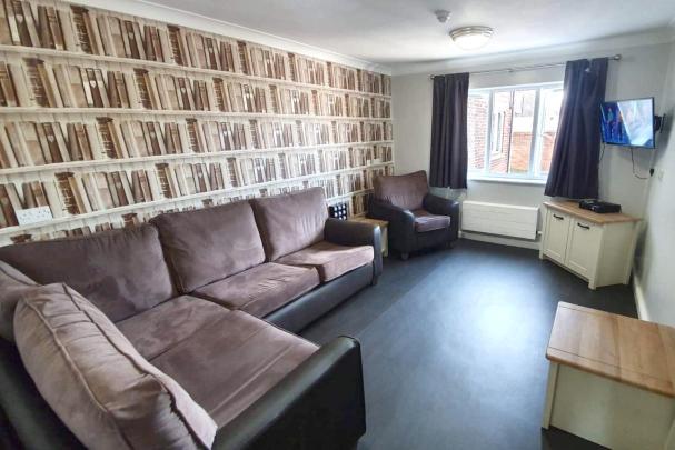 Neville Court lounge