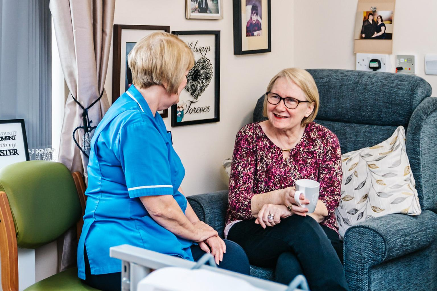Complex needs care at Exemplar