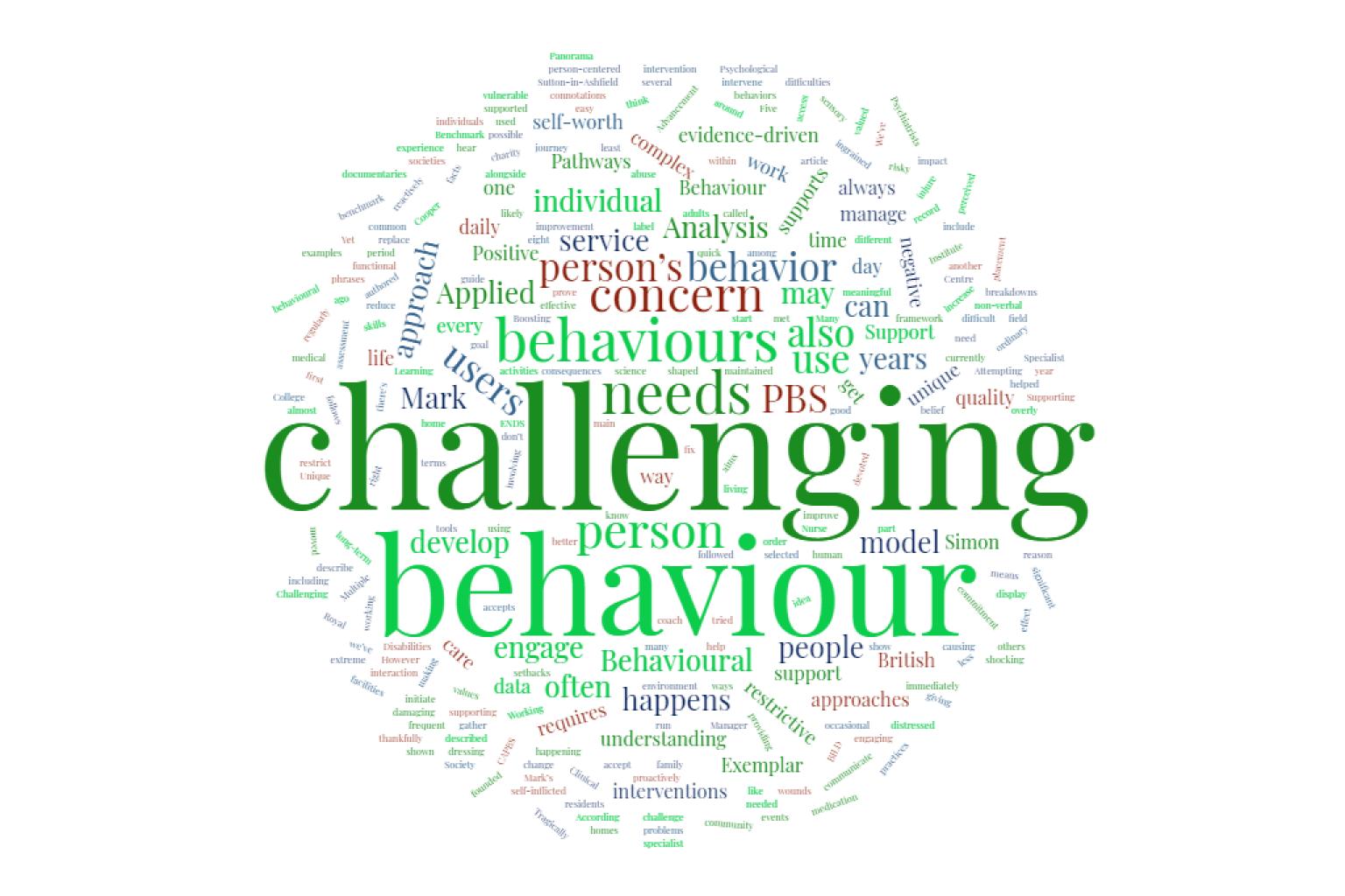 challenging behaviour pathways sutton-in-ashfield
