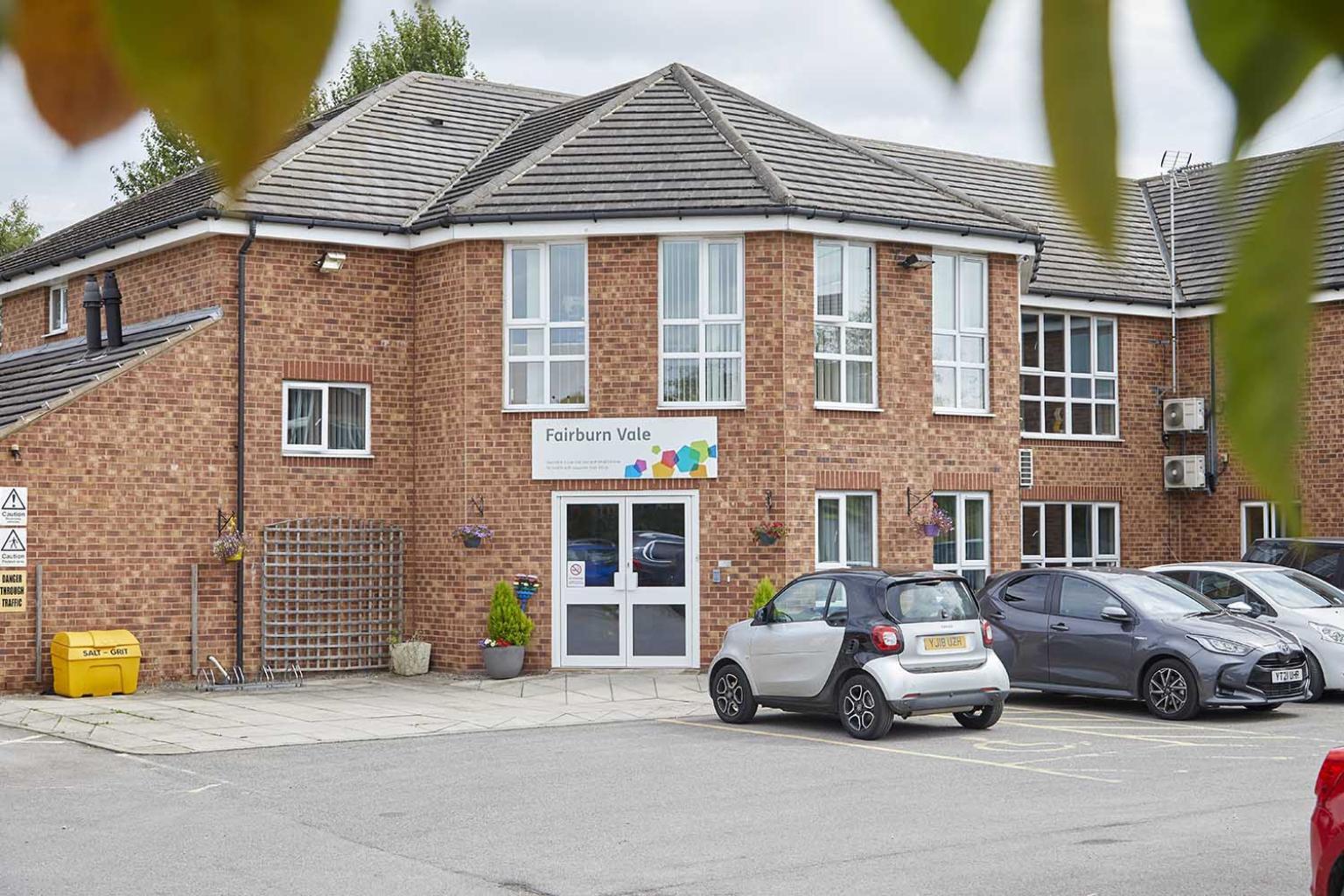 Fairburn Vale care home