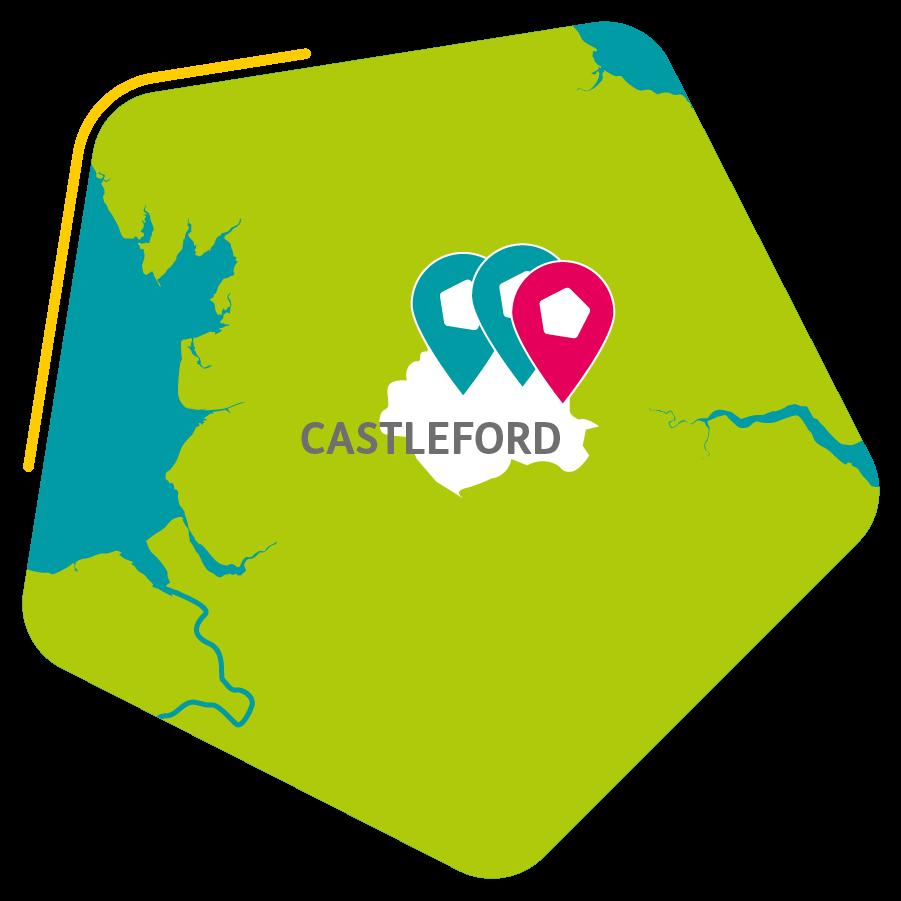 Castleford, West Yorkshire