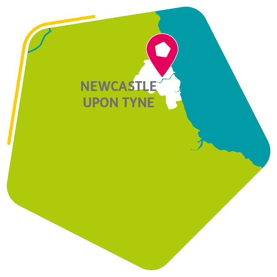Care homes in Newcastle upon Tyne