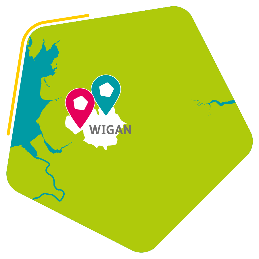 Care homes in Wigan