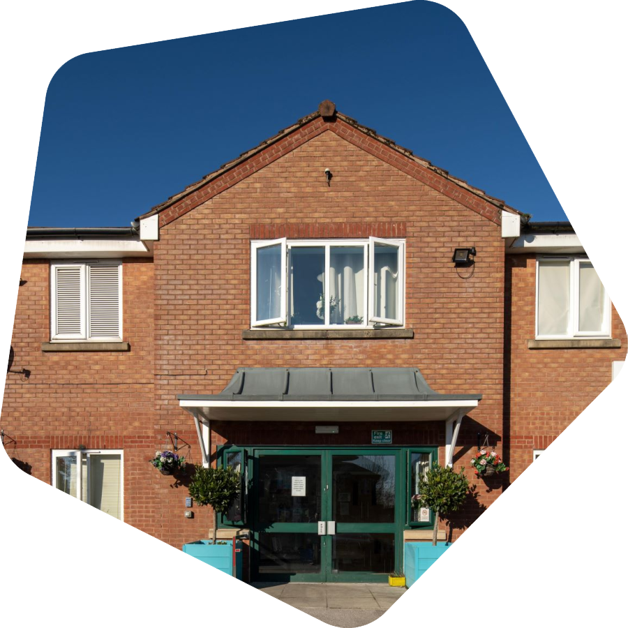 Church Walk care home in Rochdale