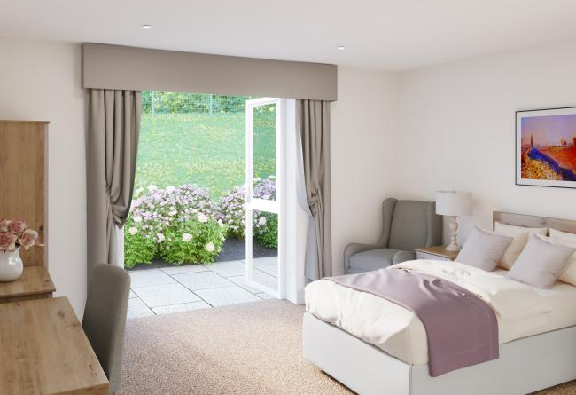Wykewood care home opening 2021