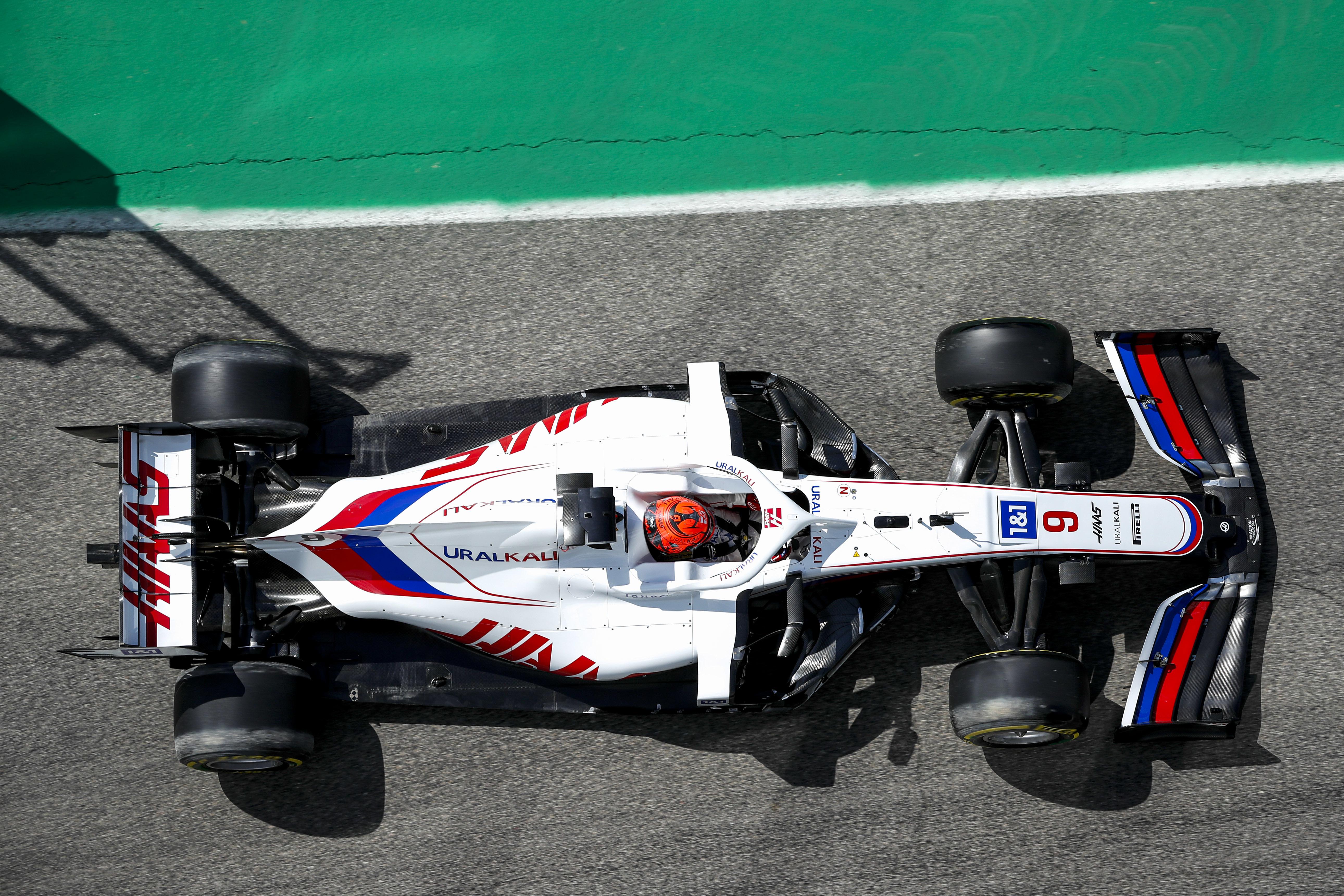 Nikita Mazepin, Uralkali Haas F1 Team