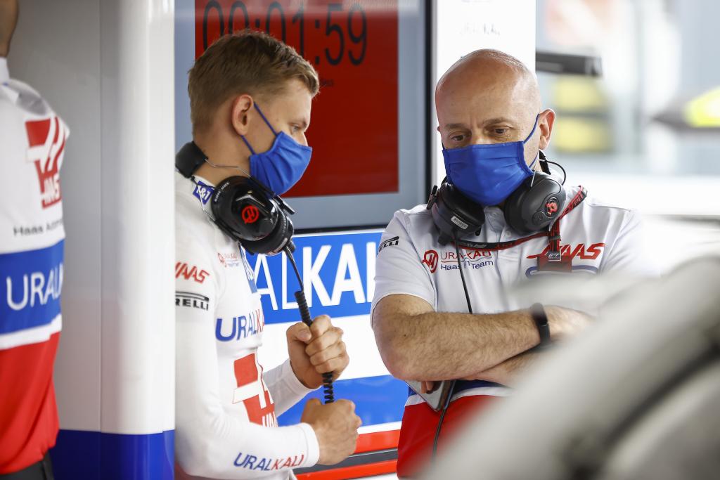 Simone Resta, Uralkali Haas F1 Takımı