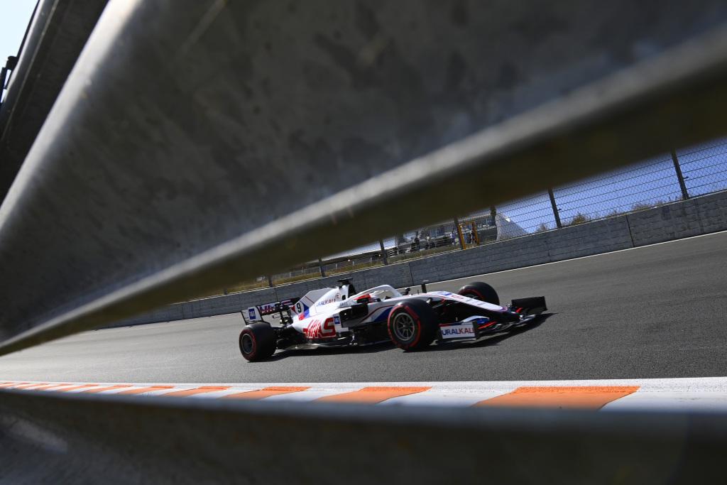 Nikita Mazepin, Uralkali Haas F1 Takımı