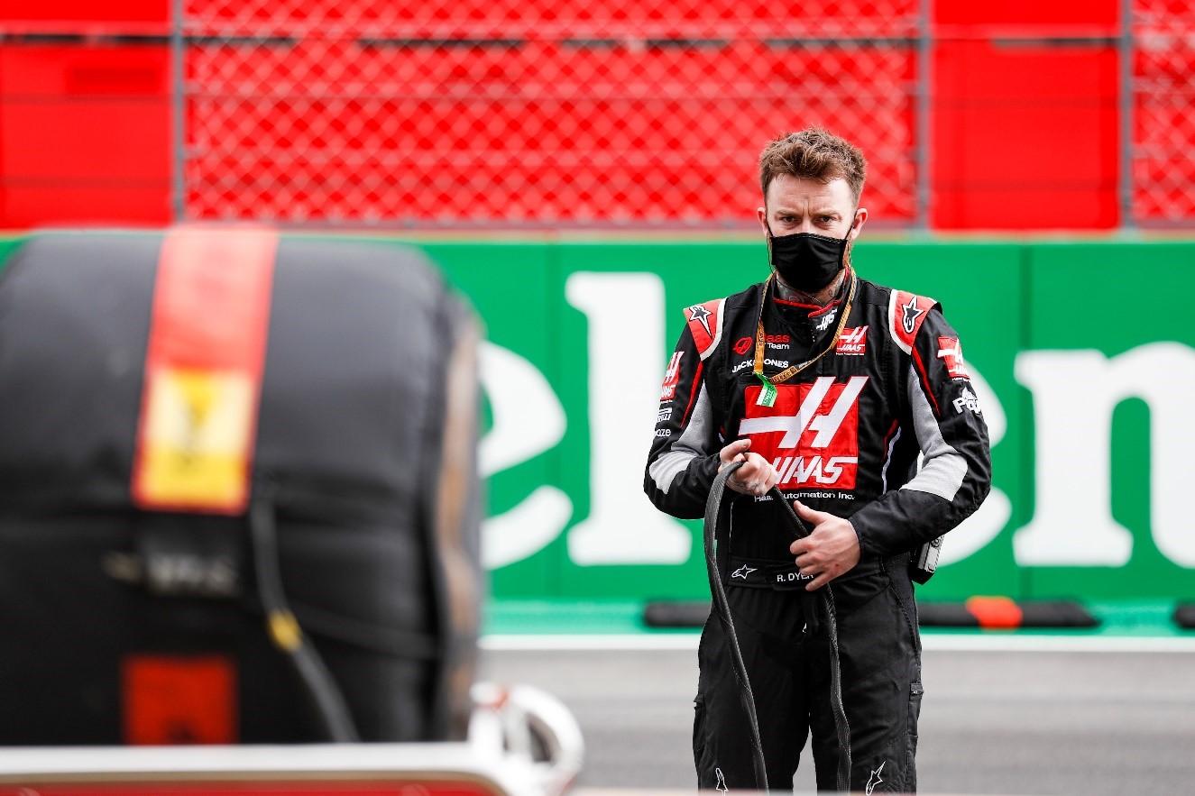 Mechanic, Haas F1 Team