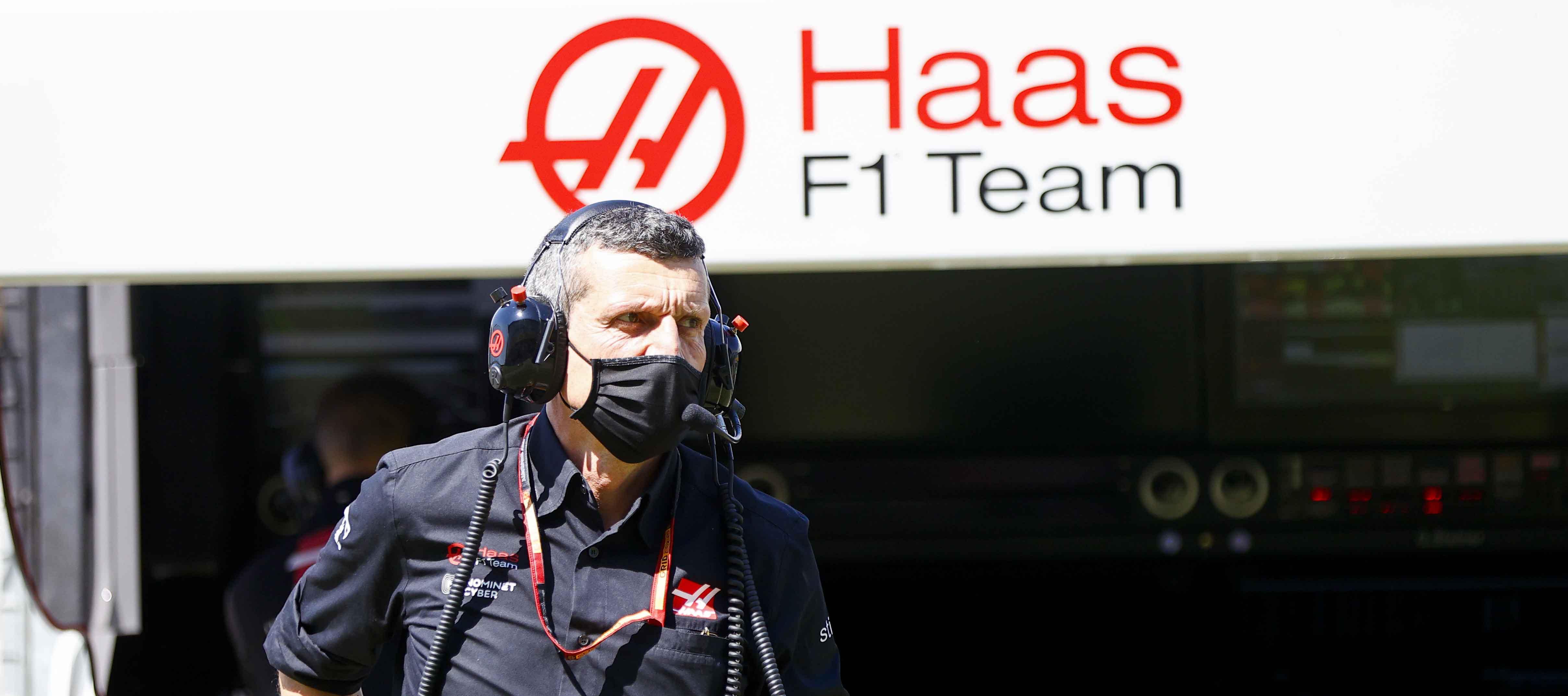 Guenther Steiner, Haas