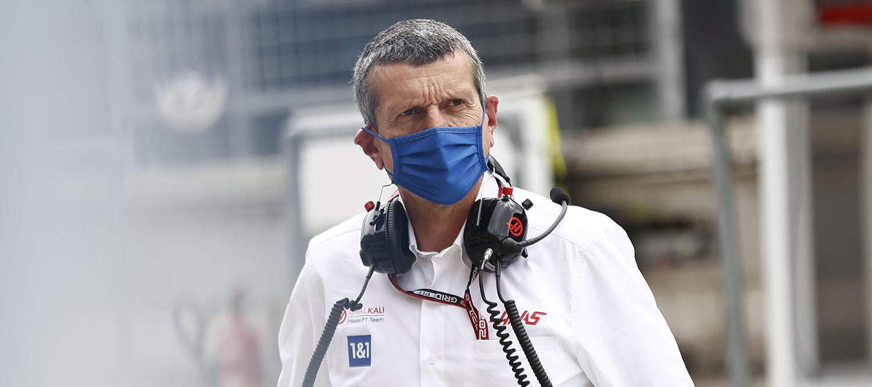 Guenther Steiner, Uralkali Haas F1 Team
