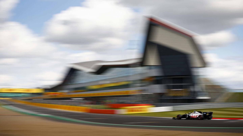 Kevin Magnussen, Silverstone