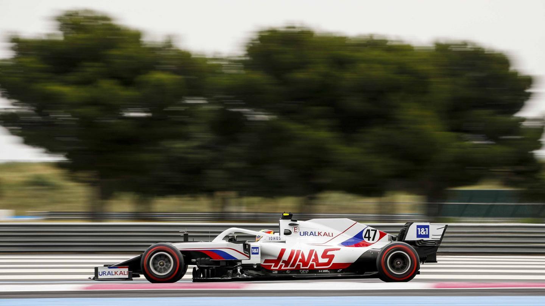 Mick Schumacher, Uralkali Haas F1 Team`