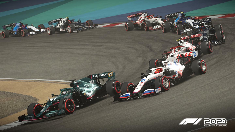 F1 2021 - Bahrain International Circuit