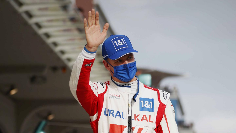 Mick Schumacher, Uralkali Haas F1 Team