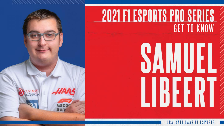 Samuel Libeert, Uralkali Haas F1 Team