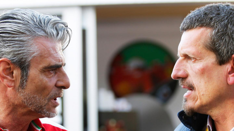 Haas F1 Team Selects  Scuderia Ferrari as Technical Partner