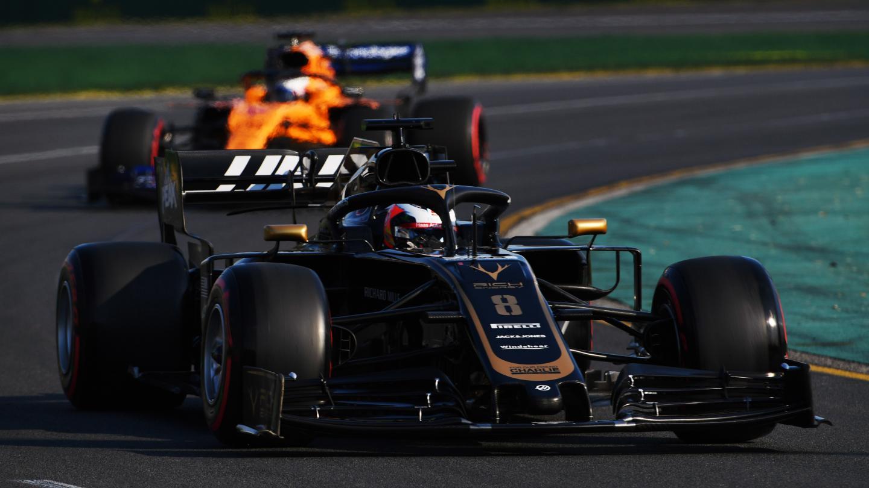 Australian Grand Prix: Qualifying Recap