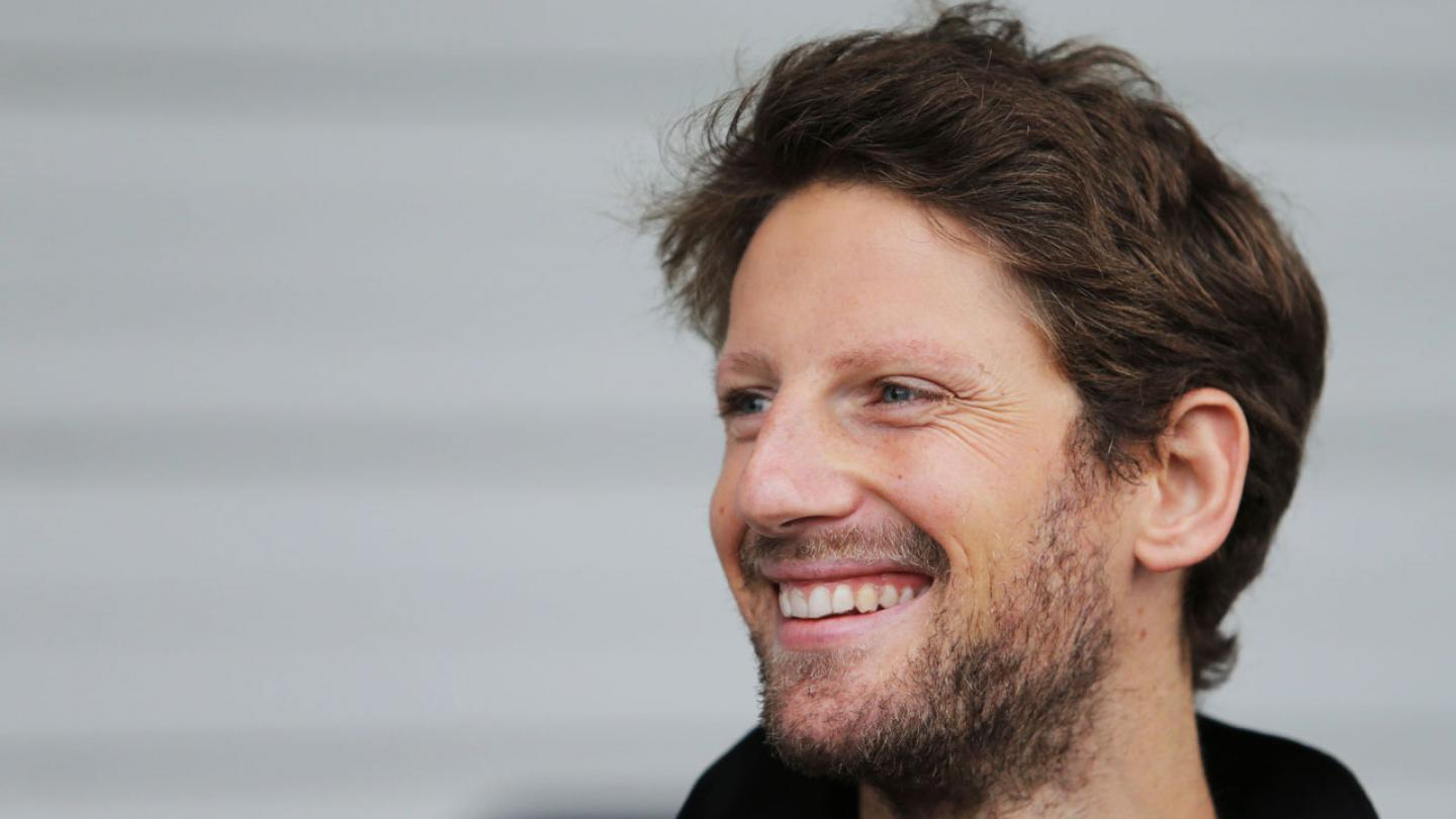 Haas F1 Team Selects Grosjean as Driver