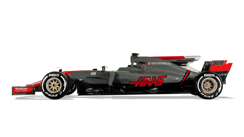 VF-17 Propels Haas F1 Team Into Second Season