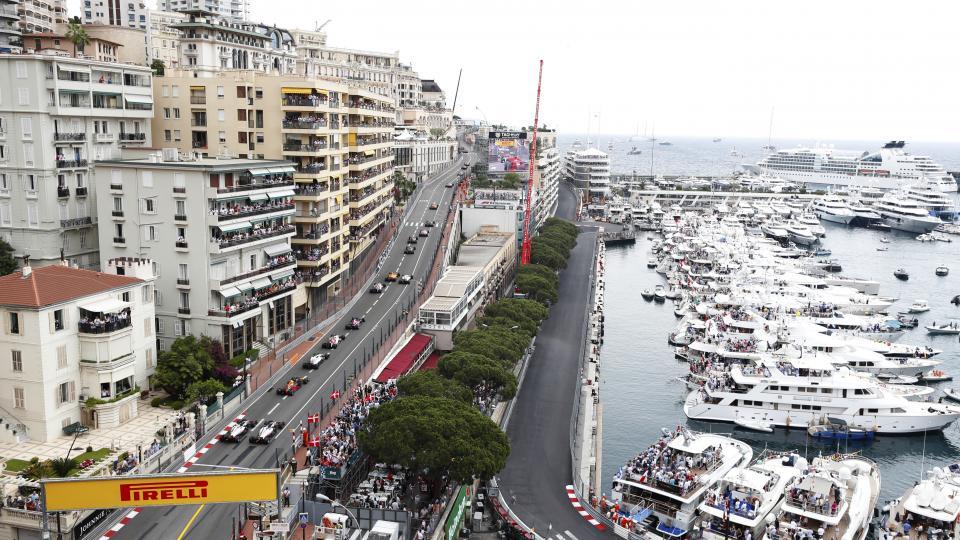 Circuit de Monaco, Monte Carlo