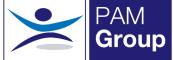 PAM Group's logo