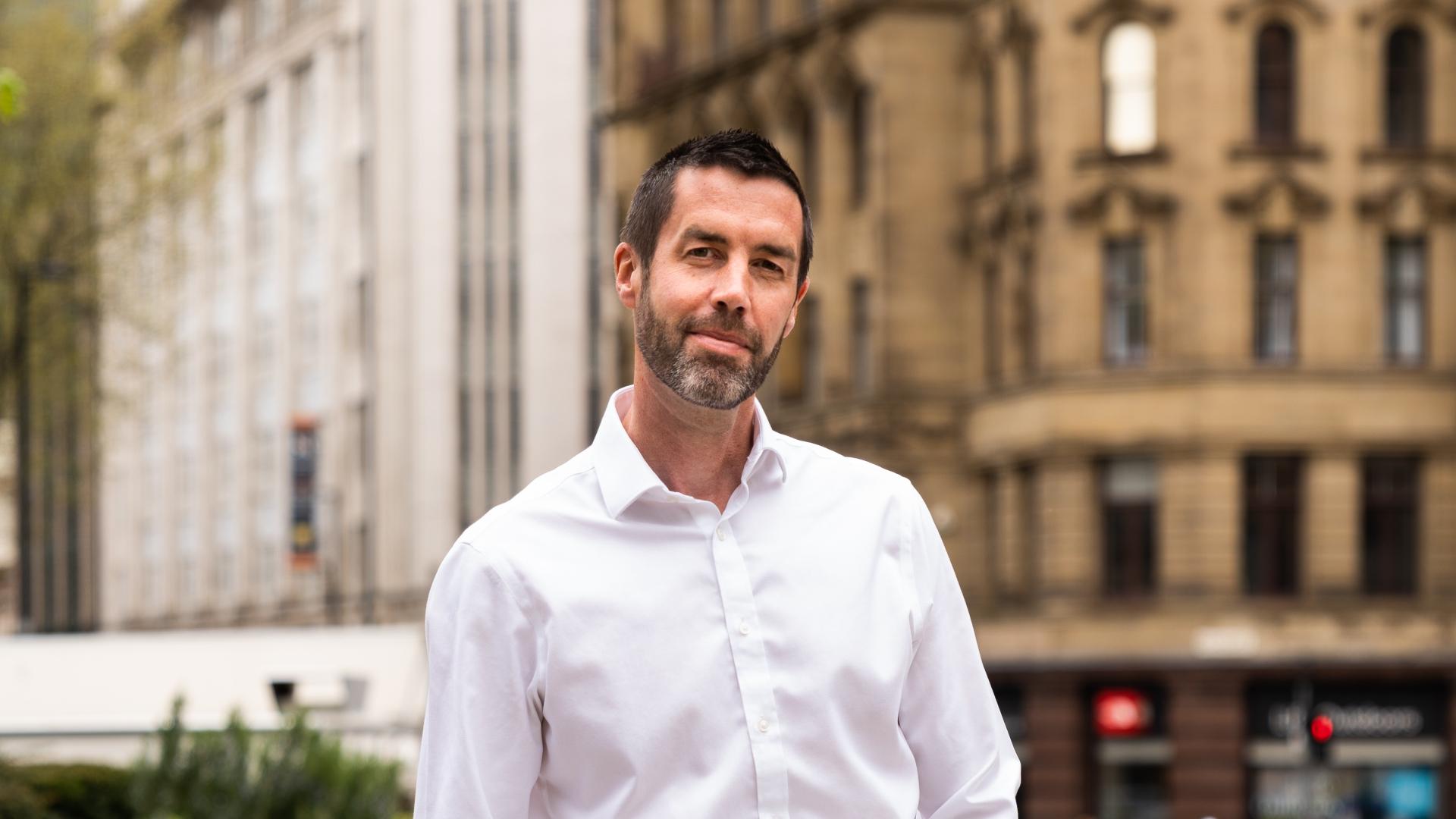 Simon Brownbill of HURST Accountants