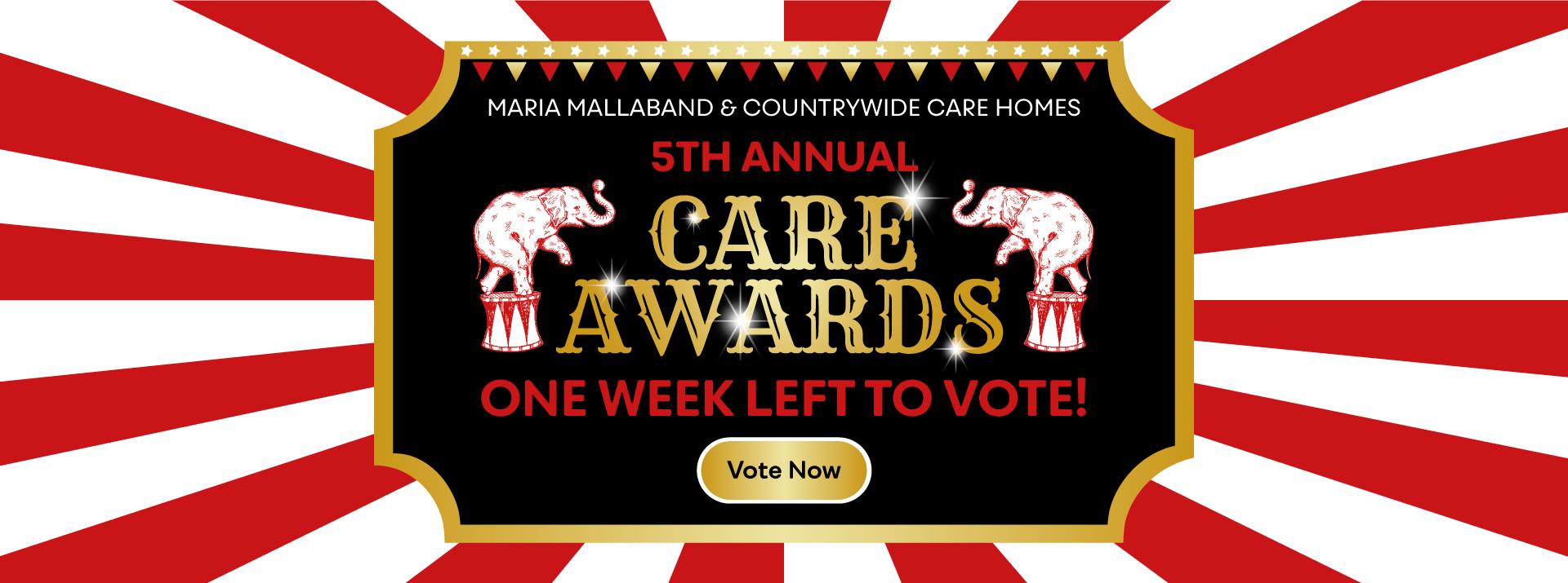 MMCG Care Awards
