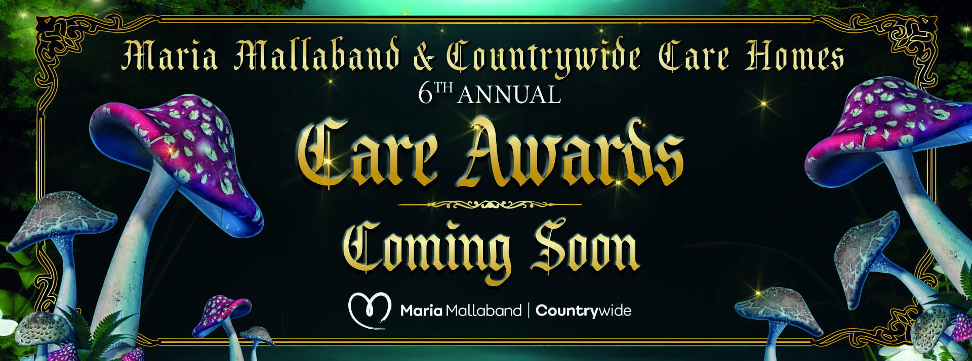 Care awards coming soon