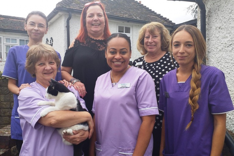 Care Home In Elstead