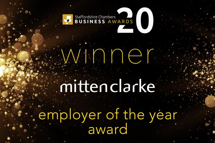 Mitten Clarke Crowned Employer of the Year