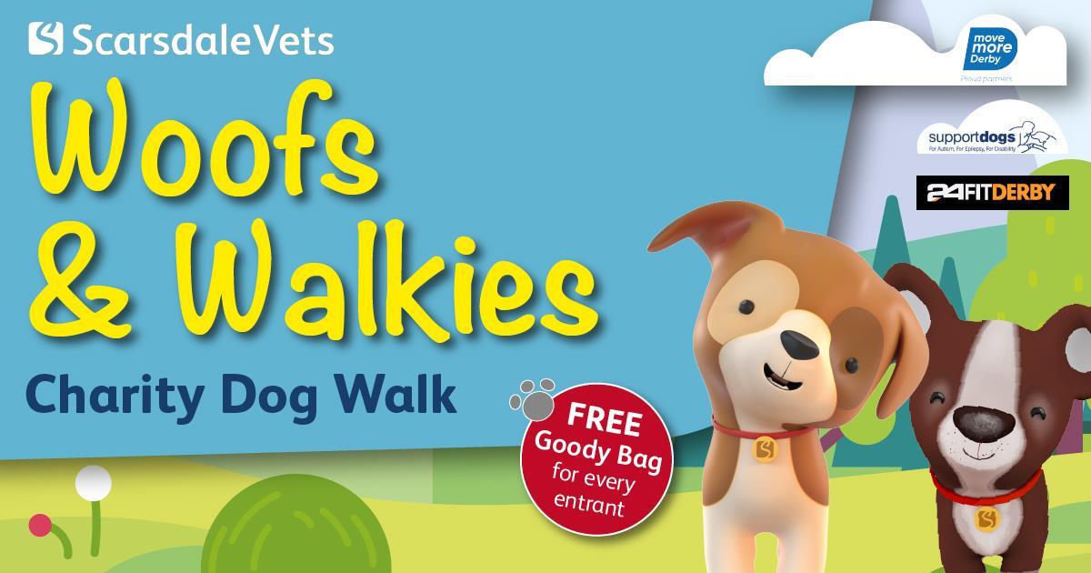 Woofs & Walkies